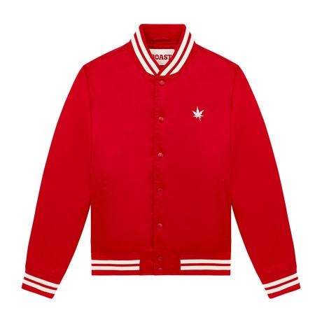 Coach's Jacket // Boast Red (XS)