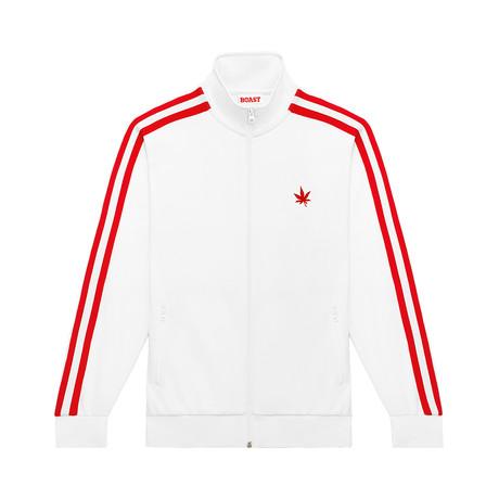 Warm Up Jacket // Bright White (XS)