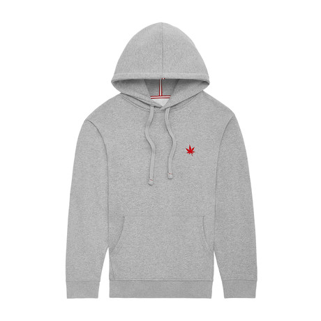 Pullover Hoodie // Athletic Gray (XS)