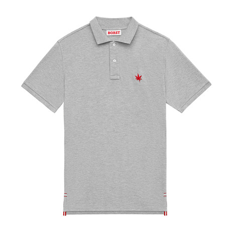 1973 Polo // Athletic Gray (XS)