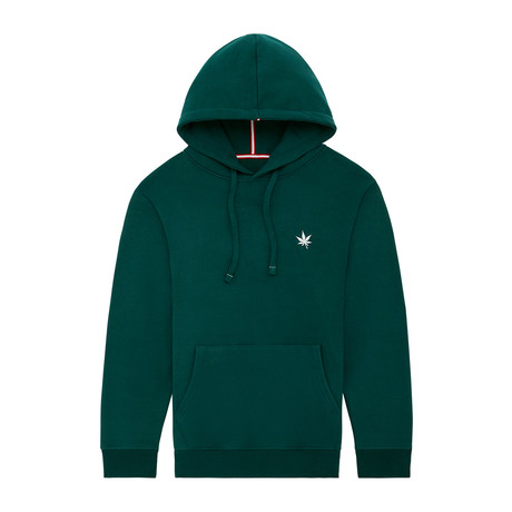 Pullover Hoodie // Ivy Green (XS)