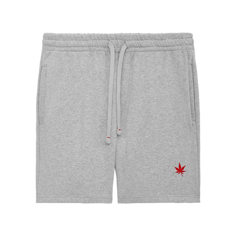 Sweat Short // Athletic Gray (XS)