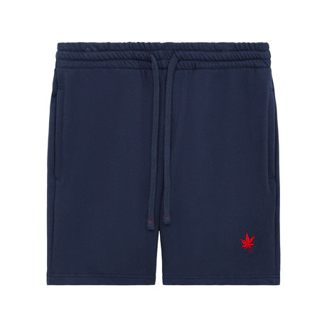 Sweat Short // Navy (XS)