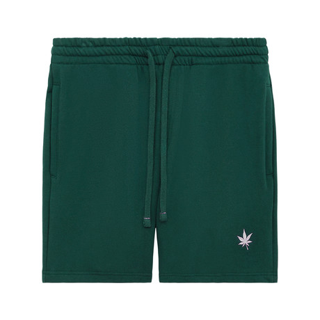 Sweat Short // Ivy Green (XS)
