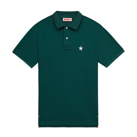 1973 Polo // Ivy Green (XS)