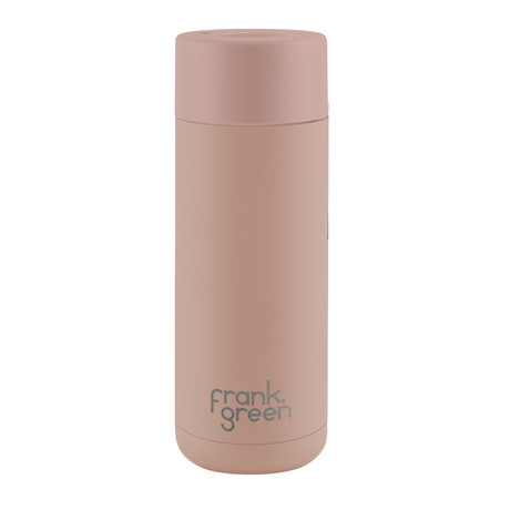 Stainless Steel Reusable Cup // Nude Rose (10oz)