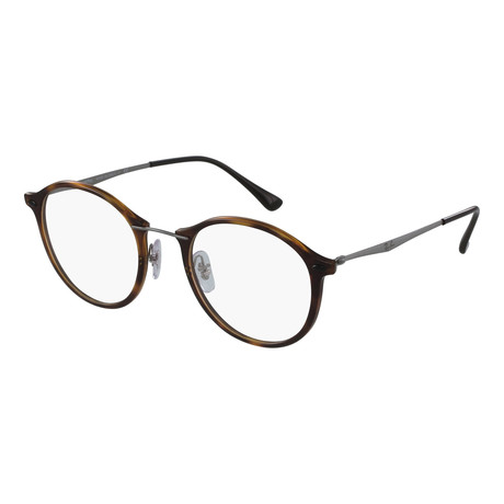 Men's Lightray Optical Frame // Tortiose + Silver