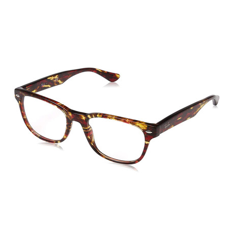 Men's Wayfarer Optical Frame // Tortoise