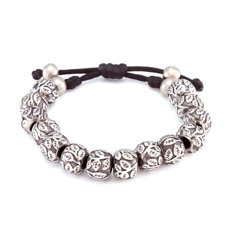 The Steel Flower Bracelet