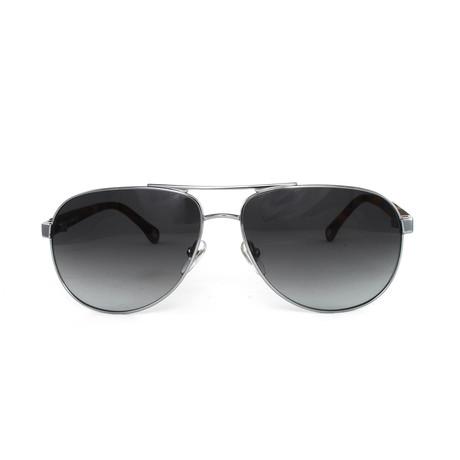 Morton's Sunglasses // Ruthenium