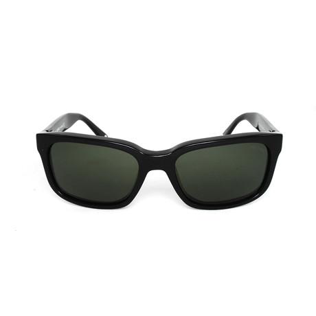 Payne Polarized Sunglasses // Black