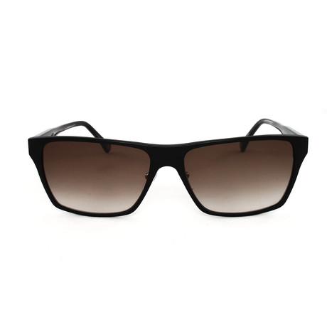 Hughes Sunglasses // Matte Black