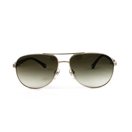 Morton's Sunglasses // Gold