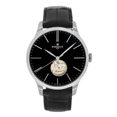 Perrelet First Class Open Heart Automatic // A1087/5 // Store Display