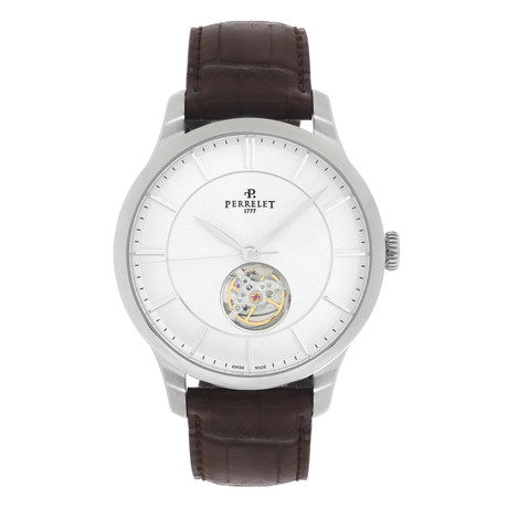 Perrelet First Class Open Heart Automatic // A1087/6 // Store Display