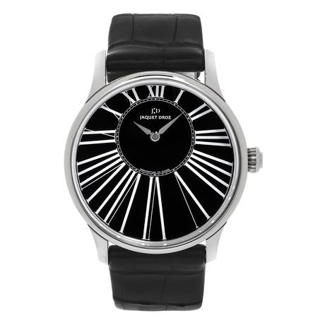 Jaquet Droz Petite Heure Minute Automatic // J005020203 // Store Display