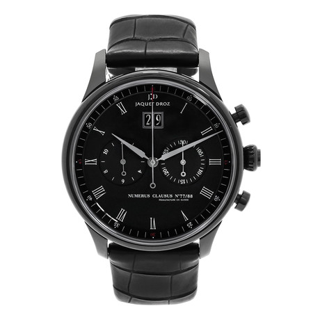Jaquet Droz Astrale Chronograph Grande Date Automatic // J024038201 // Store Display