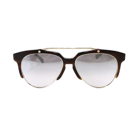 MCM112S Sunglasses // Havana