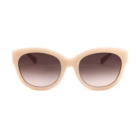 MCM606S Sunglasses // Nude