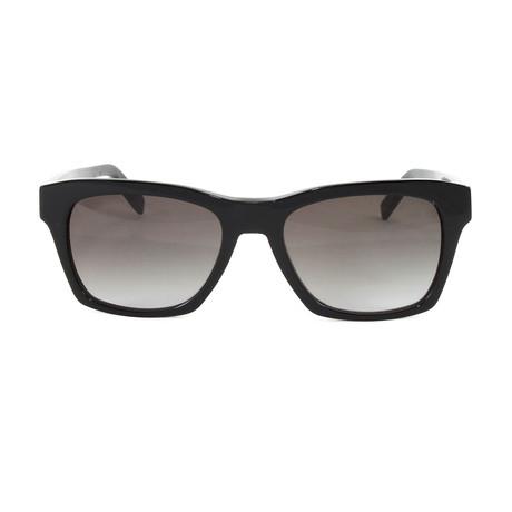 MCM663S Sunglasses // Black Visetos