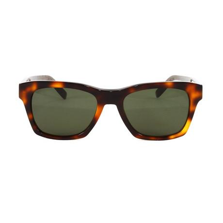 MCM663S Sunglasses // Tortoise Turtle Dove Visetos