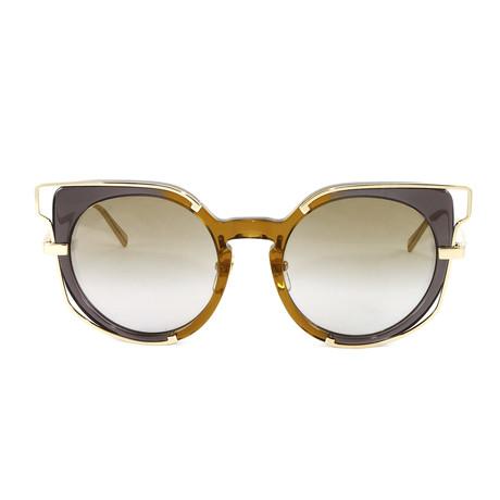 MCM665S Sunglasses // Turtledove