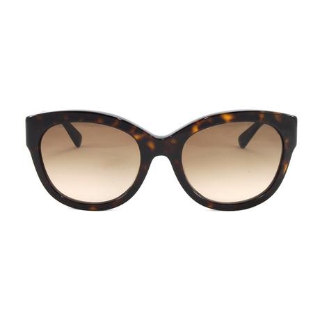 MCM606S Sunglasses // Havana