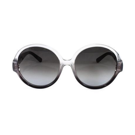 MCM615S Sunglasses // Gray Black Gradient