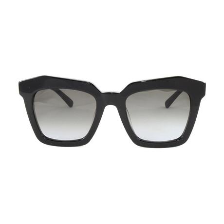 MCM654S Sunglasses // Black