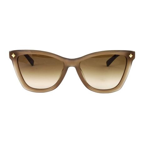 MCM611S Sunglasses // Turtle Dove
