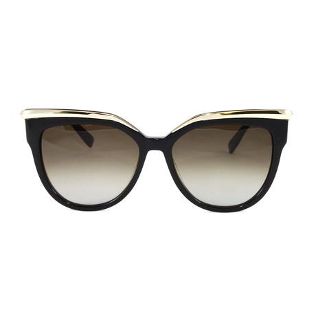 MCM637S Sunglasses // Black