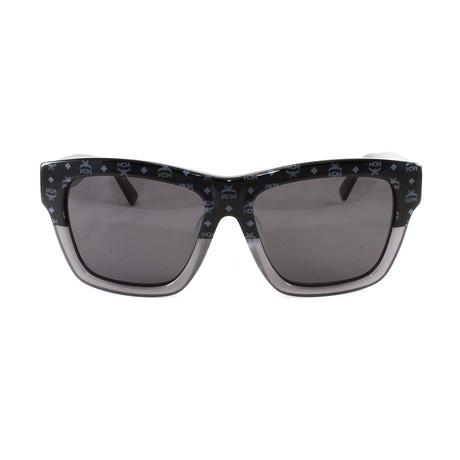 MCM607SA Sunglasses // Black Visettos
