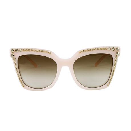 MCM669S Sunglasses // Milky Rose