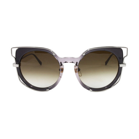 MCM665S Sunglasses // Slate