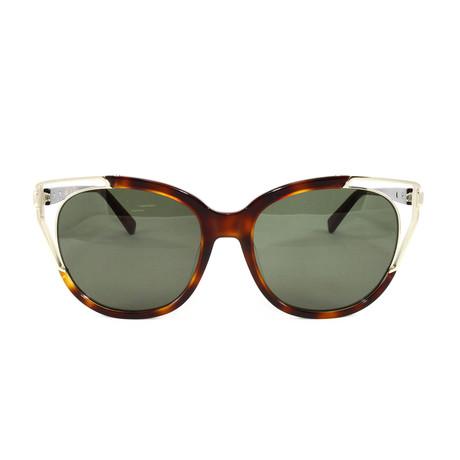 MCM660SA Sunglasses // Havana