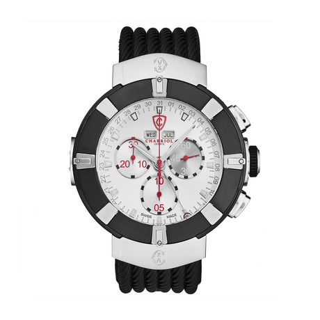Charriol Chronograph Quartz // C44B173005