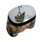 Sheath 2.1 Dual Pouch Trunks // Mossy Oak (2X-Large)