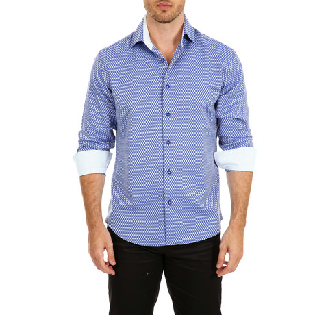 Proctor Long-Sleeve Shirt // Blue (XS)