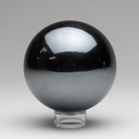 Polished Hematite Sphere