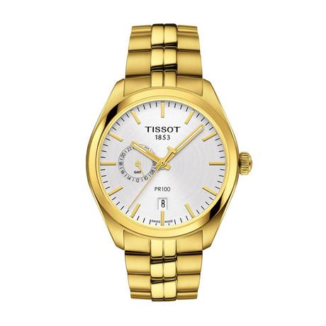 Tissot PR 100 Dual Time Quartz // T1014523303100