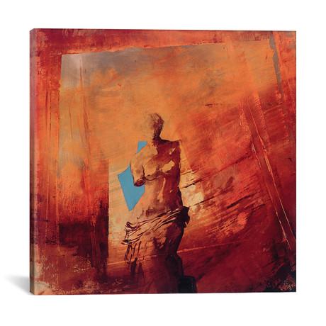 """Venus van Milo by Heleen Vriesendorp (18""""W x 18""""H x 0.75""""D)"""