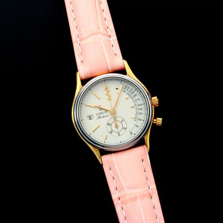 Corum Ladies Medicus Chronograph Quartz // Pre-Owned