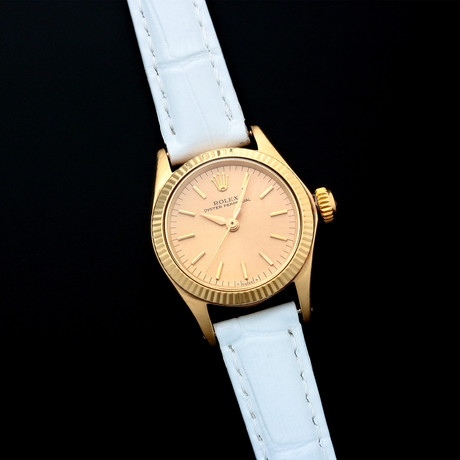 Rolex Ladies Perpetual Automatic // Pre-Owned