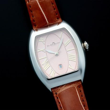 Van Der Bauwede Date Quartz // Store Display