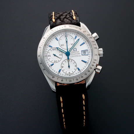 Omega Speedmaster Date Chronograph Automatic // 32113 // Pre-Owned
