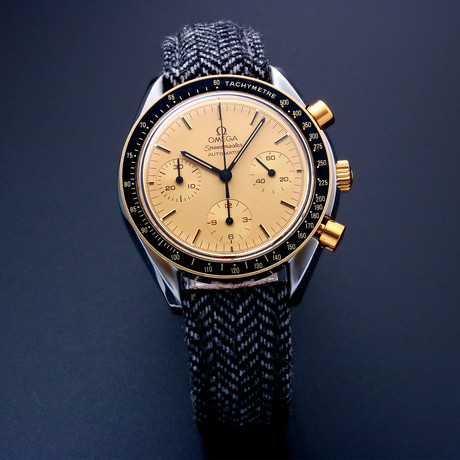 Omega Speedmaster Chronograph Automatic // 35205 // Pre-Owned