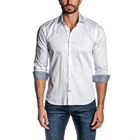 Long-Sleeve Shirt V1 // White (S)