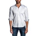 Brian Long Sleeve Shirt // White (M)