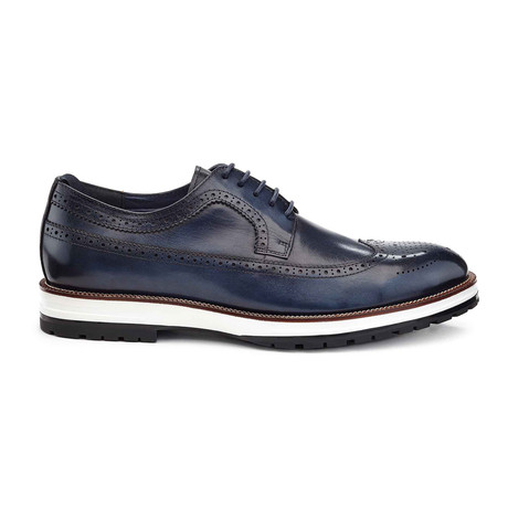 Louis Dress shoes // Navy (US: 7)