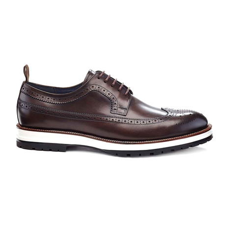 Louis Dress shoes // Chocolate (US: 7)
